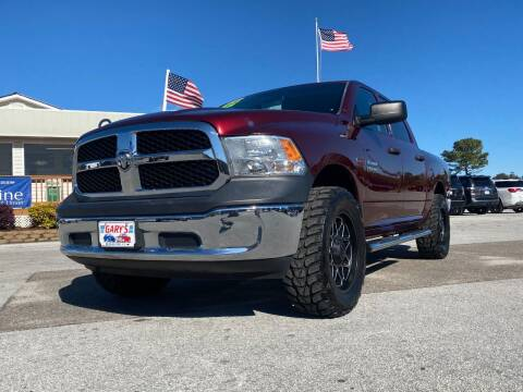 2016 RAM Ram Pickup 1500 for sale at Gary's Auto Sales in Sneads NC