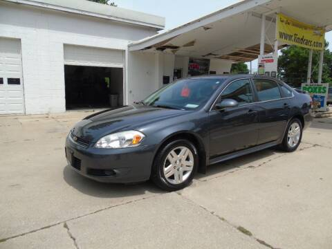 2011 Chevrolet Impala for sale at C&C AUTO SALES INC in Charles City IA