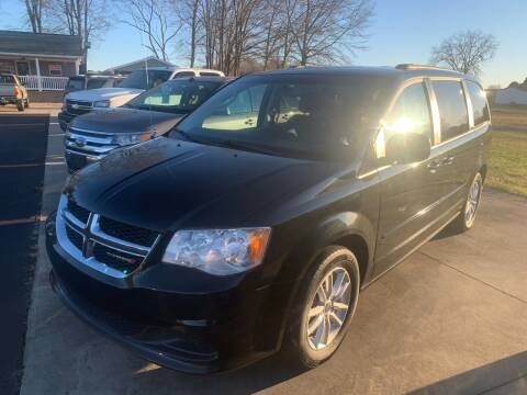 2014 Dodge Grand Caravan for sale at Getsinger's Used Cars in Anderson SC