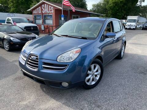 2006 Subaru B9 Tribeca for sale at CHECK  AUTO INC. in Tampa FL
