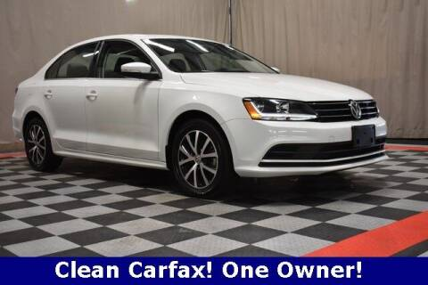 2017 Volkswagen Jetta for sale at Vorderman Imports in Fort Wayne IN