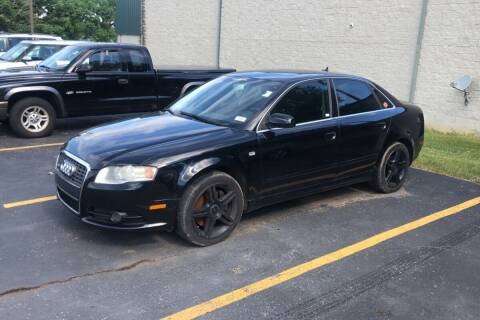 2008 Audi A4 for sale at Cannon Falls Auto Sales in Cannon Falls MN