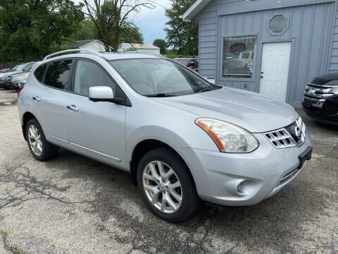 2013 Nissan Rogue for sale at Stiener Automotive Group in Columbus OH