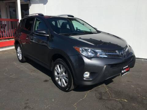 2015 Toyota RAV4 for sale at Auto Max of Ventura in Ventura CA