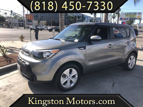 2014 Kia Soul for sale at Kingston Motors in North Hollywood CA