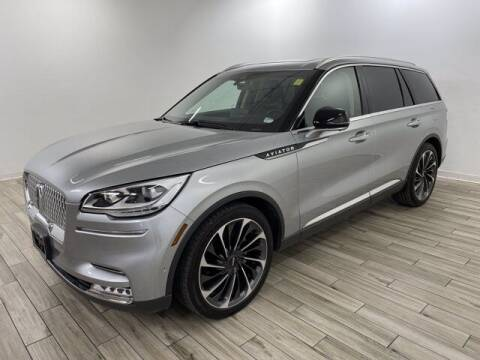 2020 Lincoln Aviator for sale at TRAVERS GMT AUTO SALES - Traver GMT Auto Sales West in O Fallon MO
