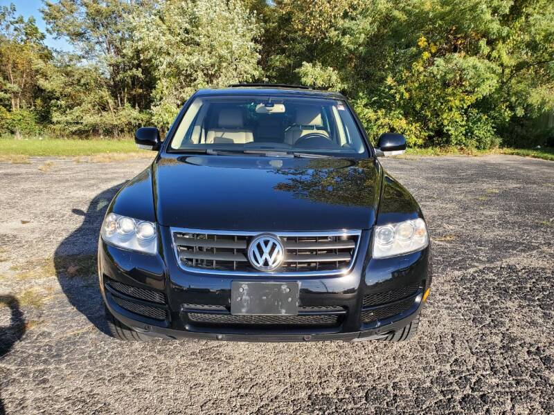 2006 Volkswagen Touareg for sale at Discount Auto World in Morris IL