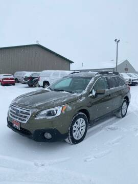 2016 Subaru Outback for sale at Broadway Auto Sales in South Sioux City NE