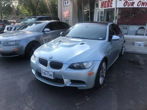 2008 BMW M3 for sale at Right Place Auto Sales in Indianapolis IN