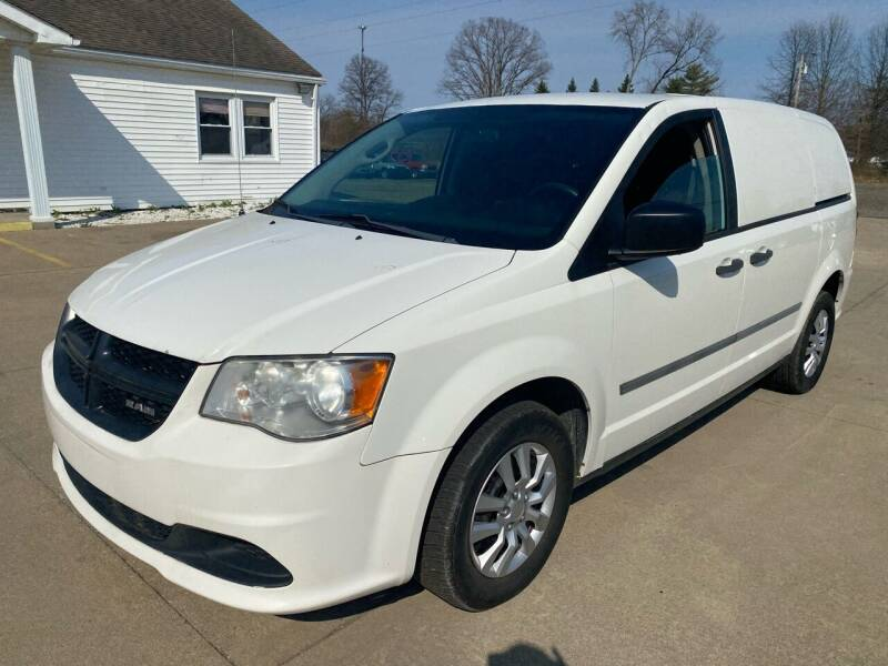 2012 RAM C/V for sale at CarNation Auto Group in Alliance OH