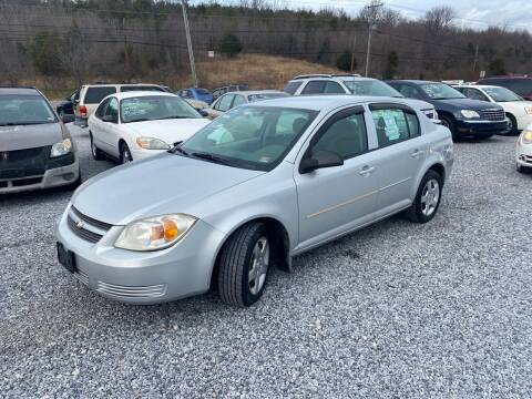 2005 Chevrolet Cobalt for sale at Bailey's Auto Sales in Cloverdale VA