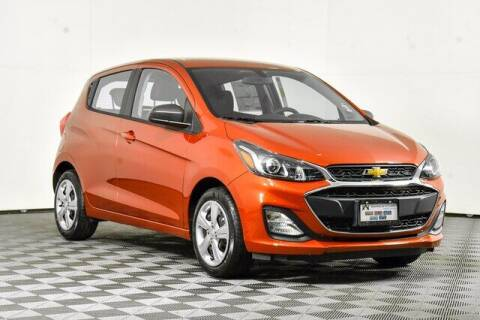 2021 Chevrolet Spark for sale at Chevrolet Buick GMC of Puyallup in Puyallup WA