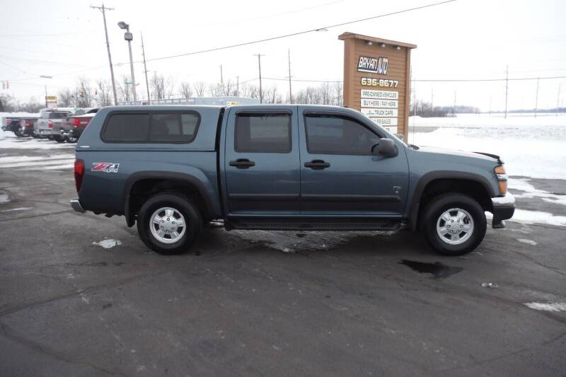 2006 Chevrolet Colorado for sale at Bryan Auto Depot in Bryan OH