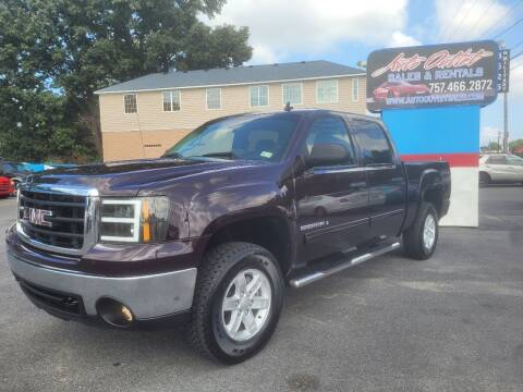 2008 GMC Sierra 1500 for sale at Auto Outlet Sales and Rentals in Norfolk VA