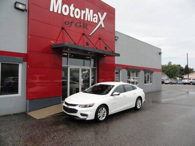 2017 Chevrolet Malibu for sale at MotorMax of GR in Grandville MI
