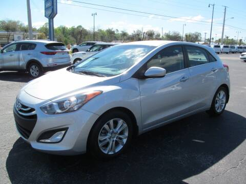 2013 Hyundai Elantra GT for sale at Blue Book Cars in Sanford FL