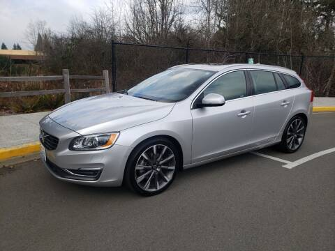 2015 Volvo V60 for sale at Painlessautos.com in Bellevue WA