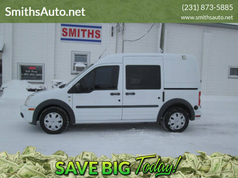 2012 Ford Transit Connect for sale at SmithsAuto.net in Hart MI