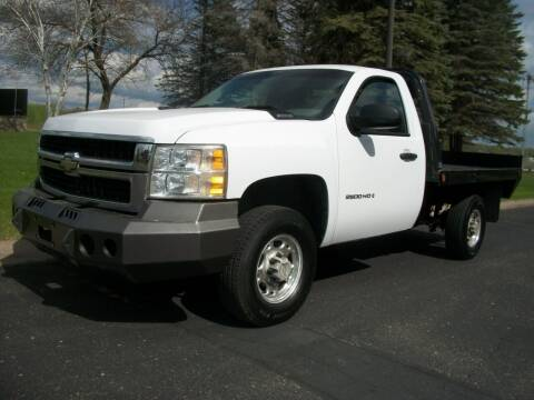 2008 Chevrolet C/K 2500 Series for sale at Zimmerman Truck in Zimmerman MN