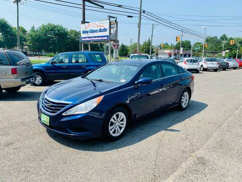 2011 Hyundai Sonata for sale at New Wave Auto of Vineland in Vineland NJ