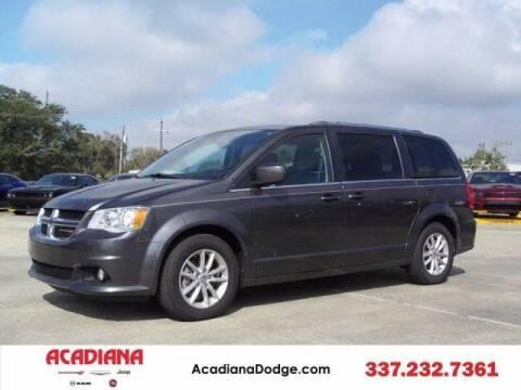 2019 Dodge Grand Caravan for sale at Acadiana Automotive Group - Acadiana DCJRF Lafayette in Lafayette LA