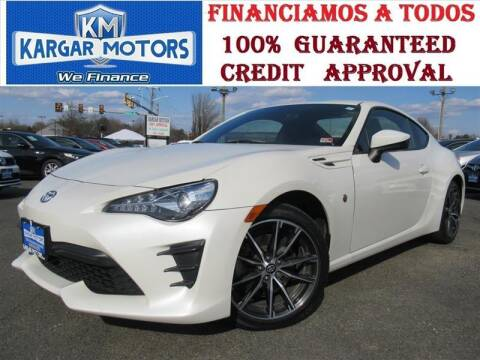 2017 Toyota 86 for sale at Kargar Motors of Manassas in Manassas VA