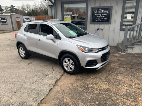 2017 Chevrolet Trax for sale at Rutledge Auto Group in Palestine TX