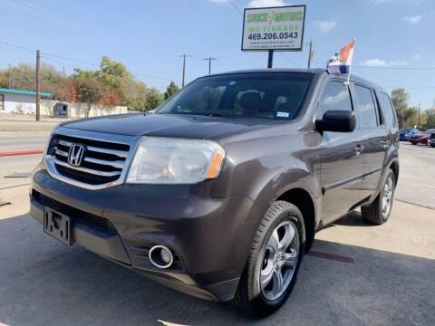 2012 Honda Pilot for sale at Shock Motors in Garland TX