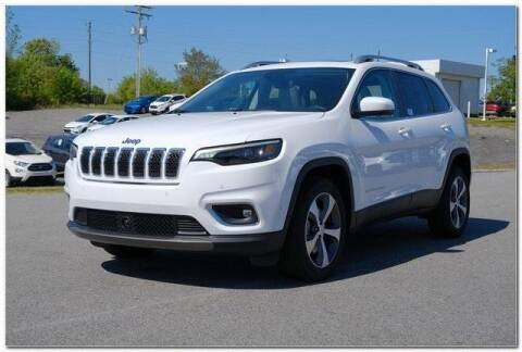 2020 Jeep Cherokee for sale at WHITE MOTORS INC in Roanoke Rapids NC
