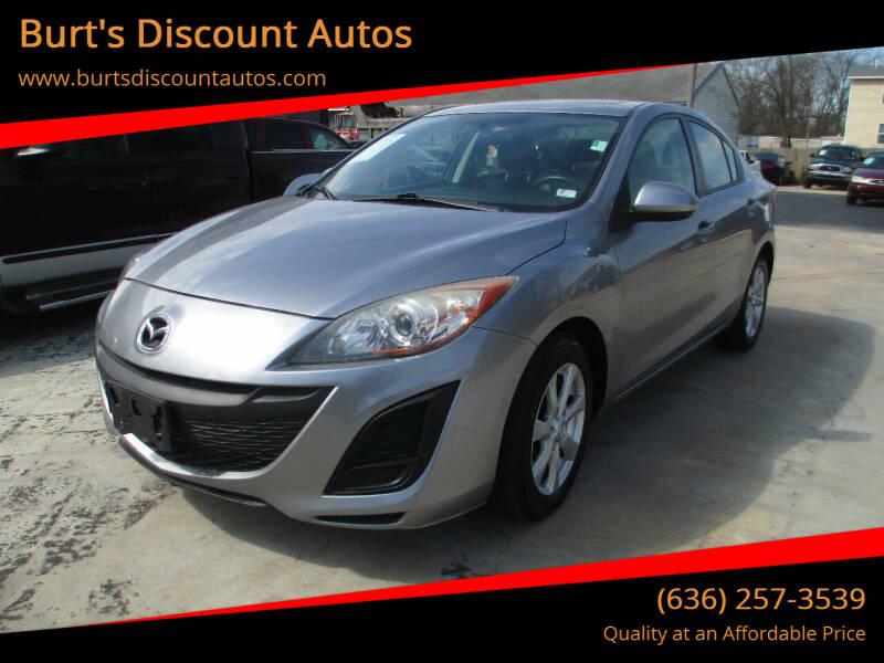 2011 Mazda MAZDA3 for sale at Burt's Discount Autos in Pacific MO
