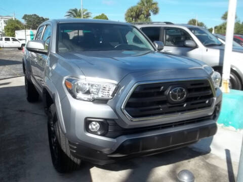 2018 Toyota Tacoma for sale at PJ's Auto World Inc in Clearwater FL