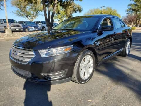 2015 Ford Taurus for sale at Matador Motors in Sacramento CA