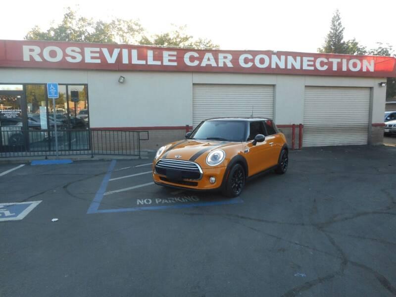 2014 MINI Hardtop for sale at ROSEVILLE CAR CONNECTION in Roseville CA