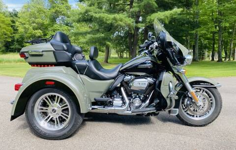 2021 Harley-Davidson® FLHTCUTG - Tri Glide® Ult for sale at Street Track n Trail in Conneaut Lake PA