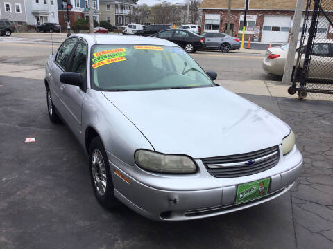 2005 Chevrolet Classic for sale at Adams Street Motor Company LLC in Dorchester MA