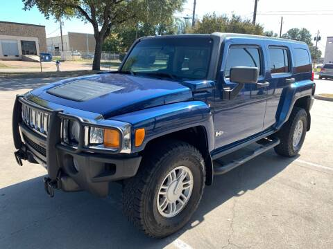 2006 HUMMER H3 for sale at Sima Auto Sales in Dallas TX