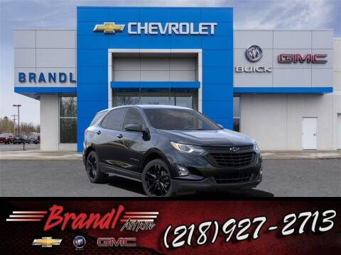 2021 Chevrolet Equinox for sale at Brandl GM in Aitkin MN