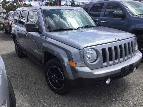 2015 Jeep Patriot for sale at eAutoDiscount in Buffalo NY