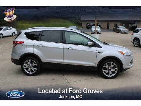 2015 Ford Escape for sale at JACKSON FORD GROVES in Jackson MO