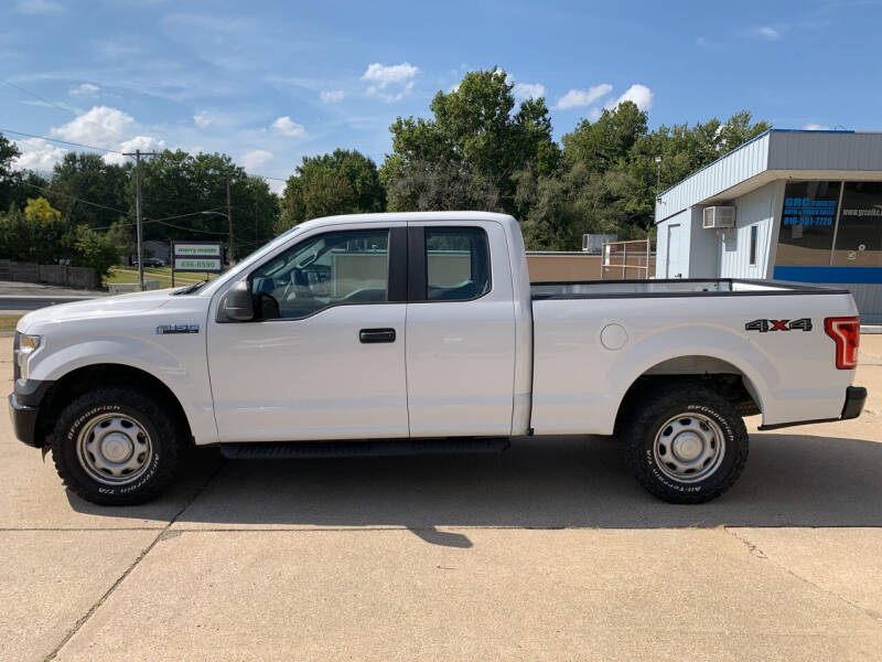 2015 Ford F-150 for sale at GRC OF KC in Gladstone MO