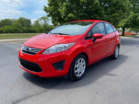 2012 Ford Fiesta for sale at VK Auto Imports in Wheeling IL