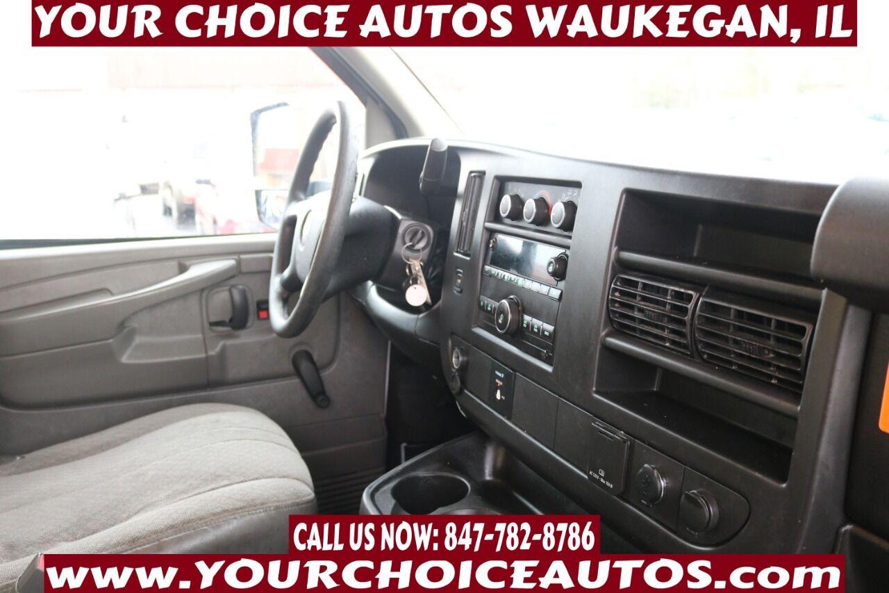 ChevroletExpress Cutaway16