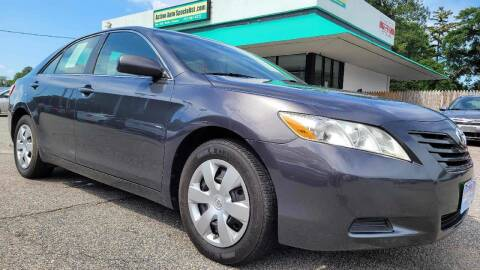 2007 Toyota Camry for sale at Action Auto Specialist in Norfolk VA