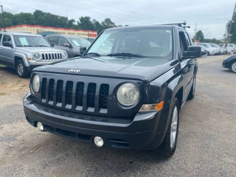 2011 Jeep Patriot for sale at Atlantic Auto Sales in Garner NC