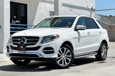 2016 Mercedes-Benz GLE for sale at Fastrack Auto Inc in Rosemead CA