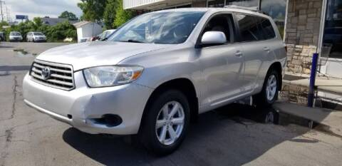 2008 Toyota Highlander for sale at Tri City Auto Mart in Lexington KY