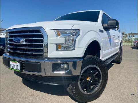 2015 Ford F-150 for sale at MADERA CAR CONNECTION in Madera CA