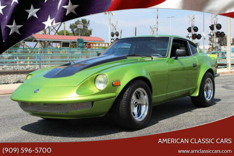 1971 Datsun 240Z for sale at American Classic Cars in La Verne CA