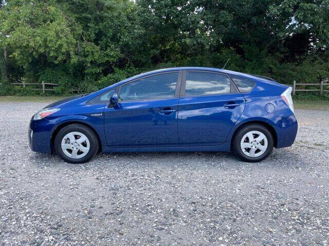 2010 Toyota Prius for sale at Mater's Motors in Stanley NC