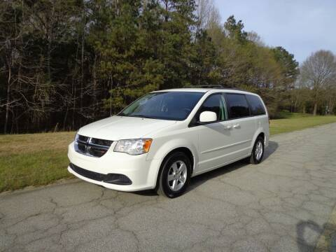 2013 Dodge Grand Caravan for sale at CAROLINA CLASSIC AUTOS in Fort Lawn SC